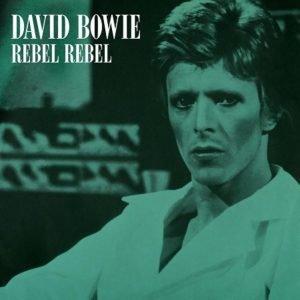 Diamond Dogs Vinile Rosso Red Vinyl Rebel Rebel original mix