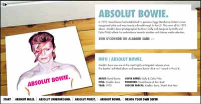 Absolut Covers - Mostra a Milano 3