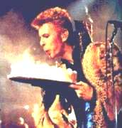 Bowie birthday fans chat 1