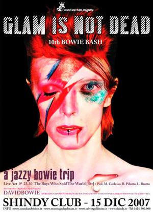 Una festa per Bowie a Bassano 1