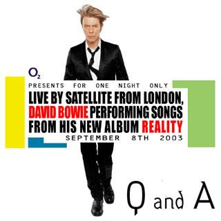 Questions and answers: Fai la tua domanda a David Bowie 3