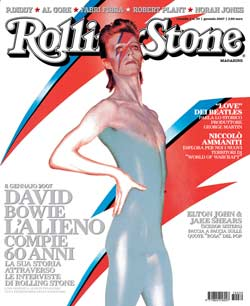 Rolling Stone: Bowie in copertina 3