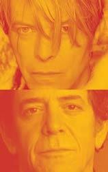 Bowie & Reed a Suoni e Visioni 7