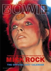 Bowie Official Calendar 2007 3