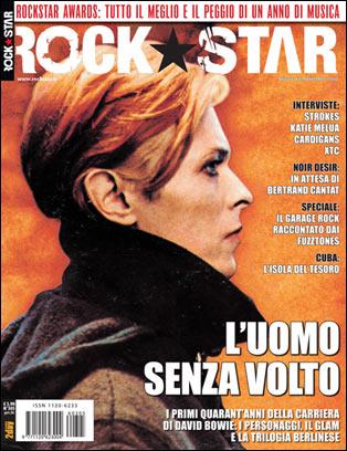 Rockstar Bowie-cover in edicola 1
