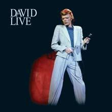 Le ristampe di David Live e Stage 1