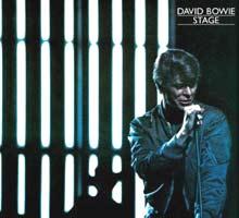 Le ristampe di David Live e Stage 2