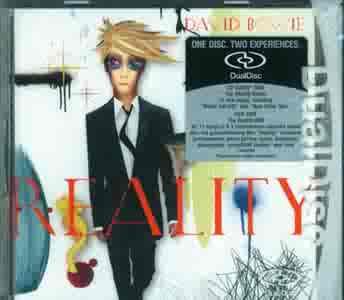 Il Dual Disc di Reality 1