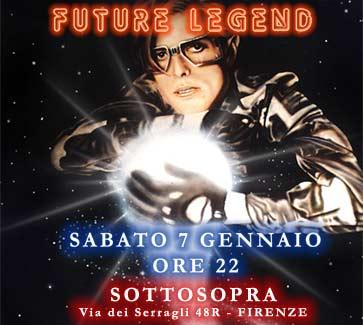 7 gennaio: Bowie Bash a Firenze 1