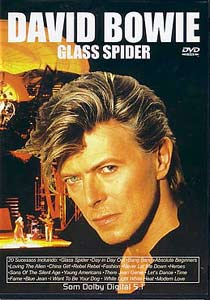 Glass Spider in dvd 4