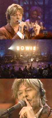 David Bowie Live a Tele+ Live by Request 3