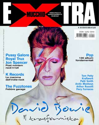 Bowie sul Mucchio Extra 1