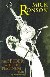 A gennaio la nuova biografia di Mick Ronson 3
