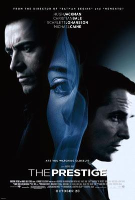 The Prestige: da oggi al cinema 3