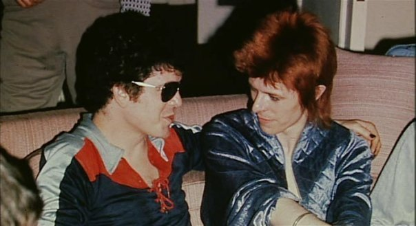 Bowie & Reed a Suoni e Visioni 1