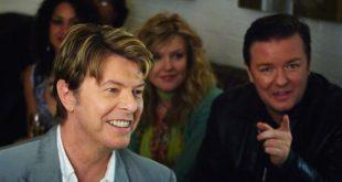 Bowie a Extras telefilm della BBC 9