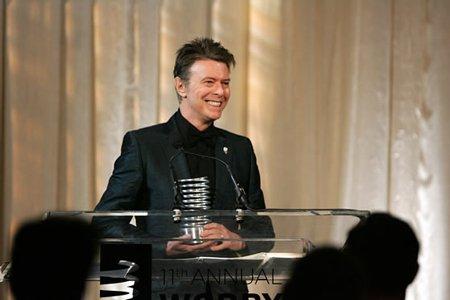 Bowie vince un Webby Award 1
