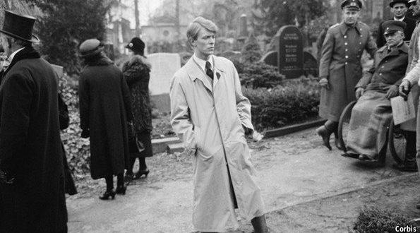 Nuovo libro su Bowie a Berlino 1