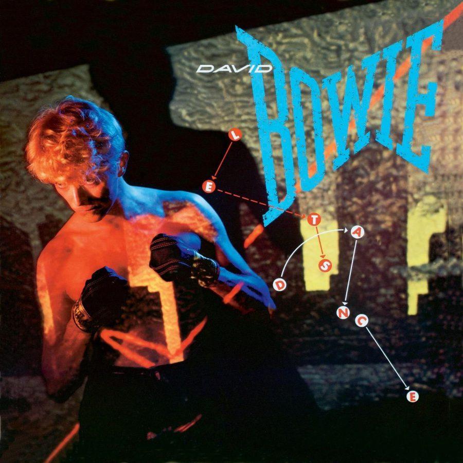 Let's Dance Bowie