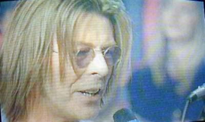 """Bowie da Fazio: """"Quelli che il calcio"""" 1999 (RAI 2) 14"""
