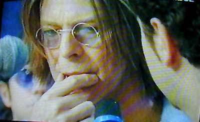 """Bowie da Fazio: """"Quelli che il calcio"""" 1999 (RAI 2) 13"""