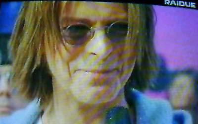 """Bowie da Fazio: """"Quelli che il calcio"""" 1999 (RAI 2) 12"""