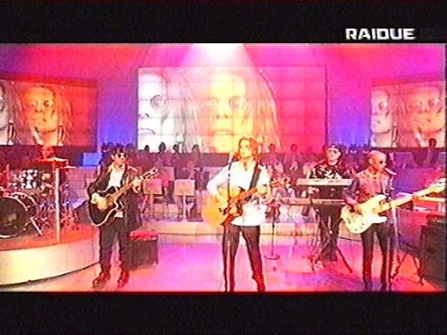 """Bowie da Fazio: """"Quelli che il calcio"""" 1999 (RAI 2) 3"""