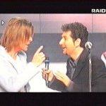 """RAI2 """"Quelli che il calcio.."""" di Fabio Fazio 1999 6"""