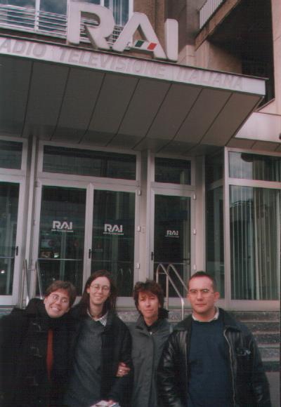 INCONTRI - Da Fazio 5 dicembre 1999 6