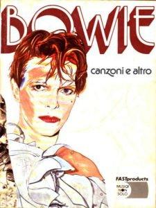 I libri su David Bowie pubblicati in italiano dagli anni 70 ad oggi 2