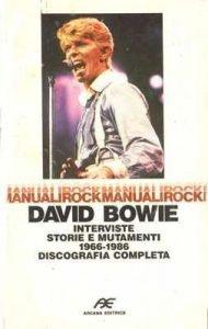 I libri su David Bowie pubblicati in italiano dagli anni 70 ad oggi 6