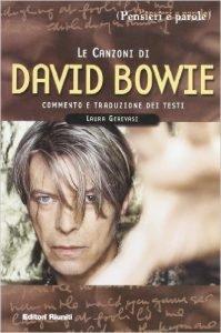 I libri su David Bowie pubblicati in italiano dagli anni 70 ad oggi 13