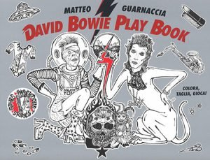 30 Guarnaccia David Bowie Playbook Libri su David Bowie