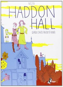 Haddon Hall Nejib Libri su David Bowie