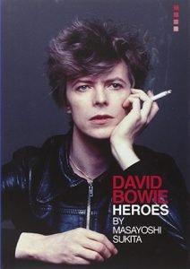 Sukita David Bowie Heroes Libri su David Bowie