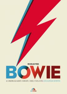 38 complete Bowie Nicholas Pegg 2016 libri su David Bowie