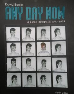 Any Day Now Kevin Kann Libri su David Bowie