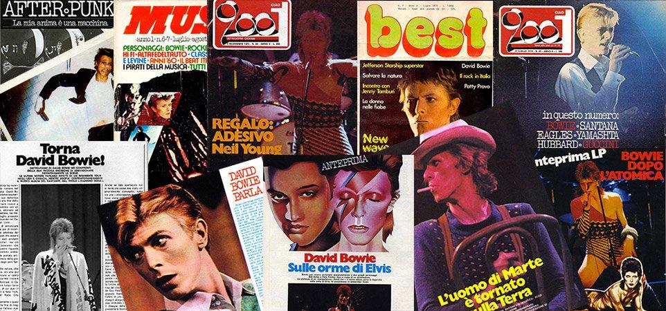 Stampa 1970 - 1979