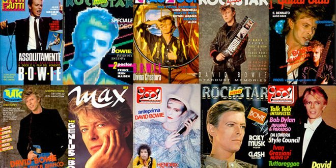 Stampa 1980 - 1989