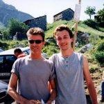 """INCONTRI - Sul set del film """"Il mio West"""" giugno 1998 5"""
