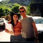"""INCONTRI - Sul set del film """"Il mio West"""" giugno 1998 7"""