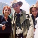 """INCONTRI - Sul set del film """"Il mio West"""" giugno 1998 10"""