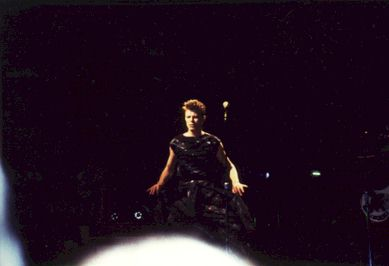 Outside Tour - Milano, 8 Febbraio 1996 4