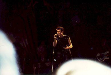 Outside Tour - Milano, 8 Febbraio 1996 5