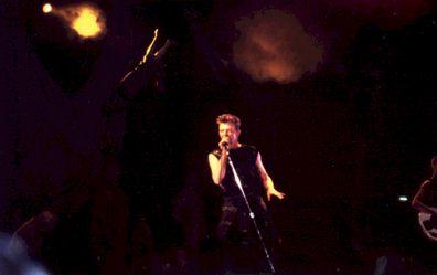 Outside Tour - Milano, 8 Febbraio 1996 6