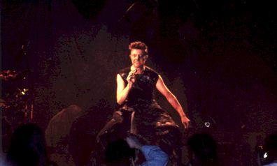Outside Tour - Milano, 8 Febbraio 1996 9