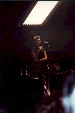 Outside Tour - Milano, 8 Febbraio 1996 7