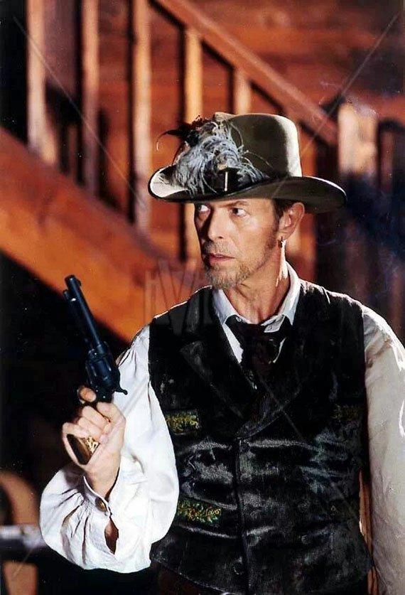 il mio west David Bowie