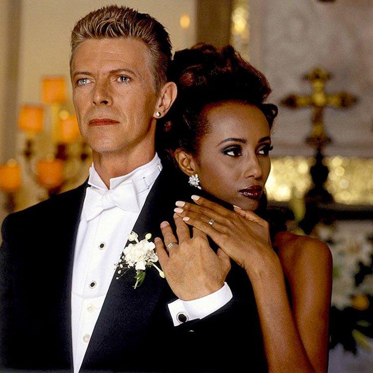 Il matrimonio di Iman e Bowie a Firenze 3