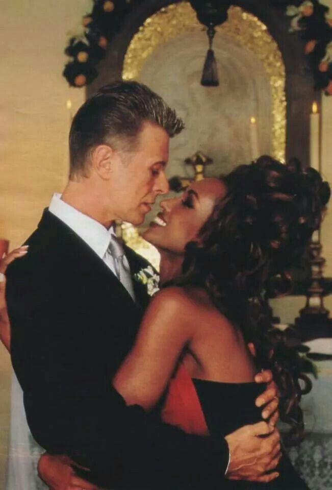 Il matrimonio di Iman e Bowie a Firenze 9